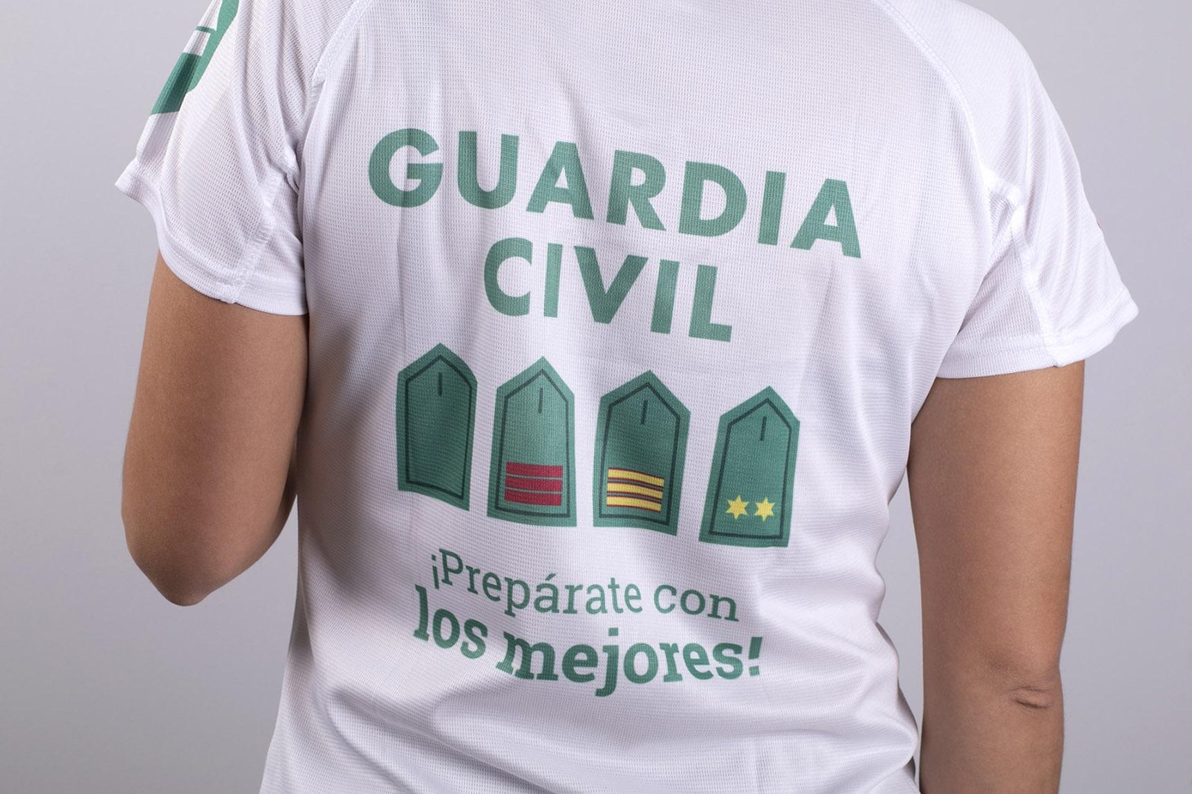 Foto temario guardia civil