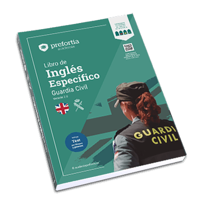 Libro Inglés Guardia Civil
